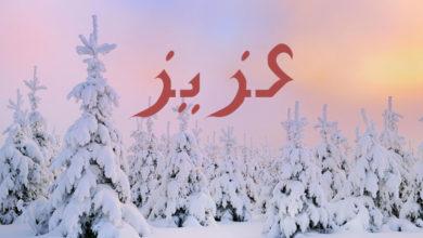 Photo of معنى اسم عزيز اصله و مميزاته و حكمه في الدين الاسلامي