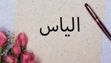 Photo of معنى اسم الياس و هل هو مذكور في القران الكريم ؟
