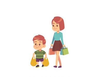 مساعدة الآخرين في حمل الأغراض