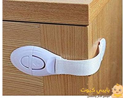 قفل بلاستيكي لغلق الأماكن الخطرة