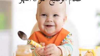 Photo of وجبات عشاء و غداء مشبعة للأطفال الرضع مواليد 6 أشهر مع الفوائد الصحية