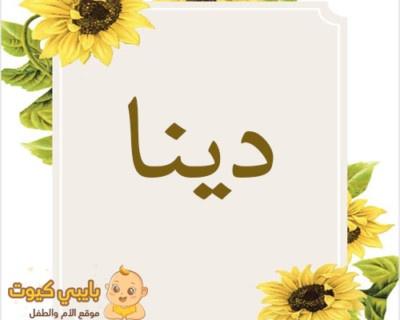 معنى اسم دينا في الاسلام