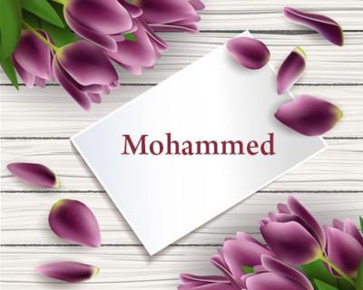 معنى محمد