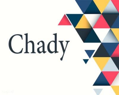 اسم شادي بالانجليزي